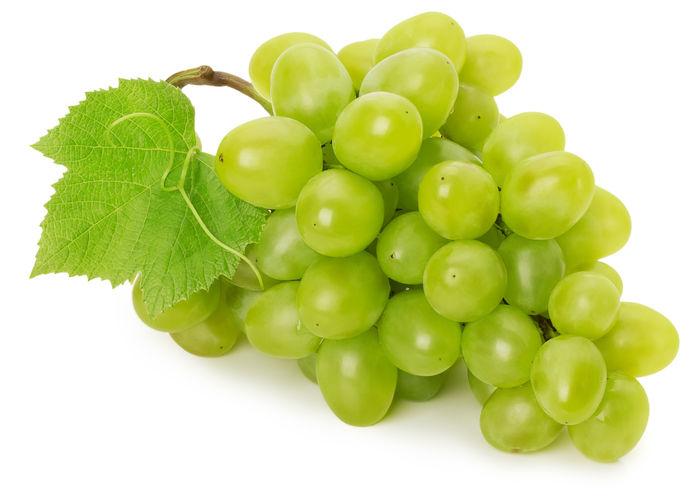 Resultado de imagen de Uva blanca