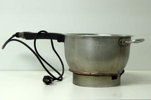 Electric saucepan