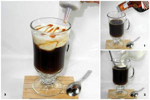 "Goxoa ""sweet"" coffee"