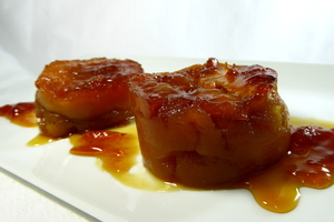 Tatin apple