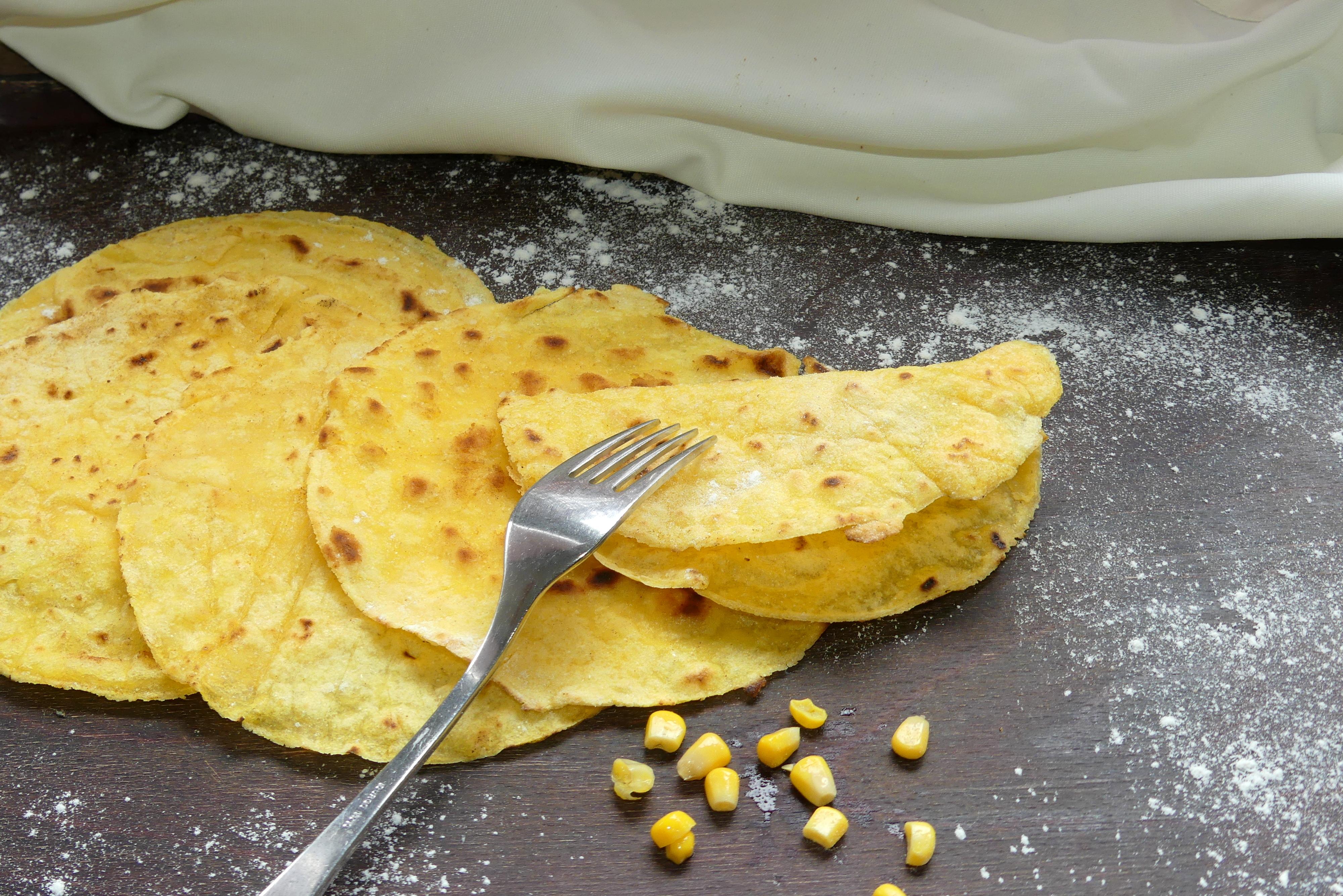 Tortillas De Maíz Para Tacos Mexicanos Gastronomía Vasca Escuela De Hostelería Leioa